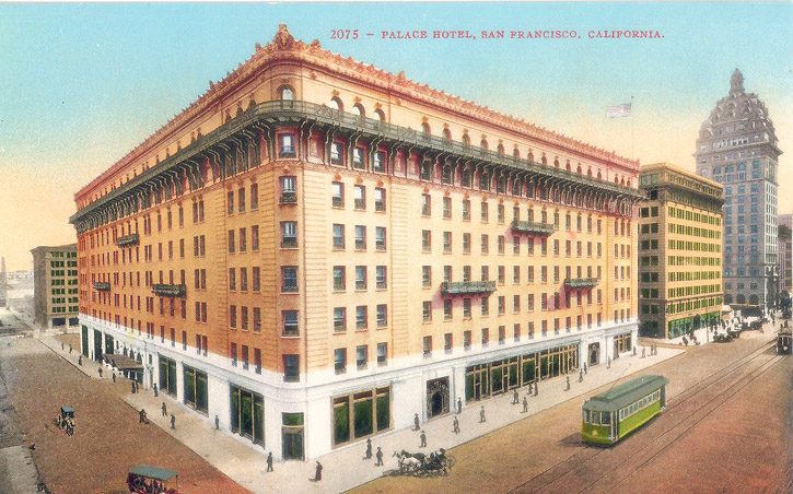 The New Palace Hotel (ppc)