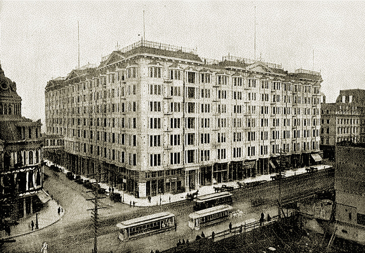 Palace Hotel - 1890s