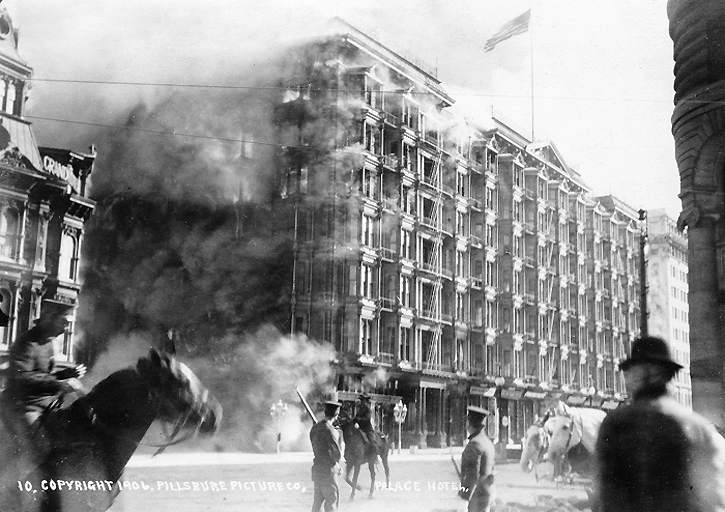 Palace Hotel Burns