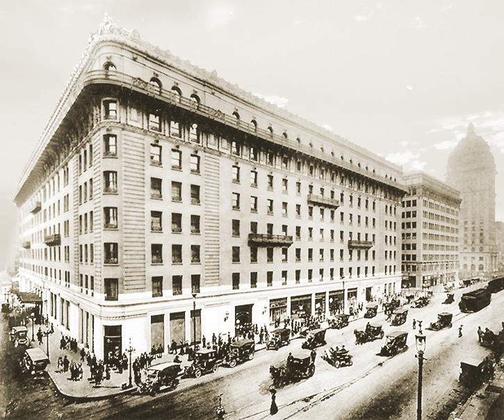 The Palace Hotel (1920s)